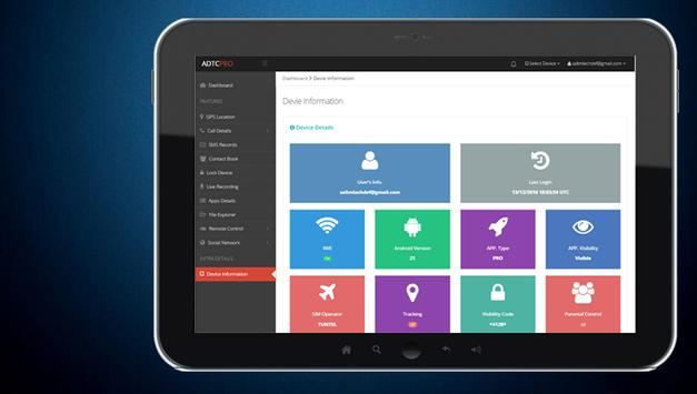Device Manager apk screenshot