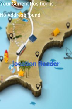 Location Reader poster