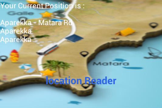Location Reader apk screenshot