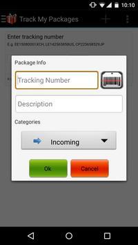 TMP - Track My Packages screenshot 3