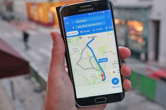 GPS Voice Navigation, Drive with Maps & Traffic screenshot 3