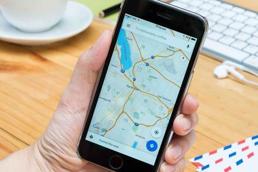 GPS Voice Navigation, Drive with Maps & Traffic screenshot 6
