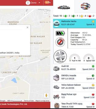 SONIK GPS VER 9 screenshot 3