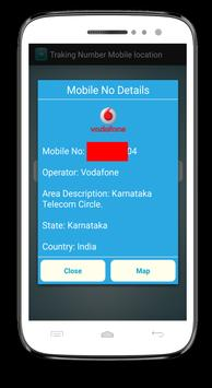 Tracking Number Location apk screenshot