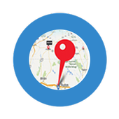 Real Time Location Tracker icon