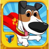Rocky Superdog Adventures icon