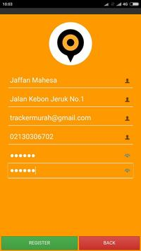 IDTRACK - Server GPS apk screenshot