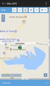 SNn GPS screenshot 3