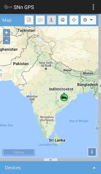 SNn GPS screenshot 2
