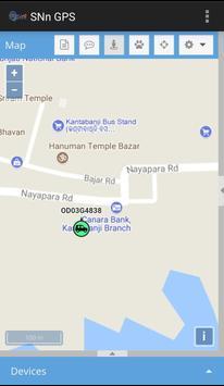 SNn GPS screenshot 4