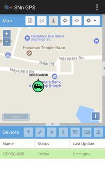 SNn GPS screenshot 5