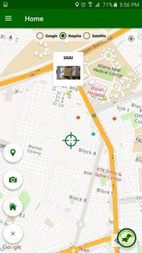 Map My Pakistan apk screenshot