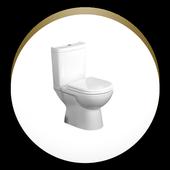 Bathroom Tracker icon
