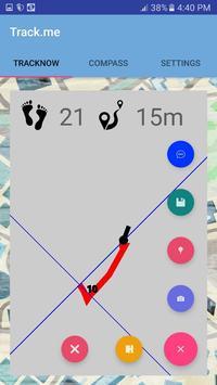Track me Path Tracker screenshot 2