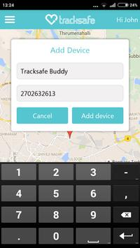 Tracksafe screenshot 3