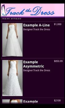 Track the Dress Lite poster