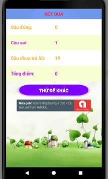 Trắc nghiệm Hóa học thpt (trac nghiem hoa hoc) screenshot 5