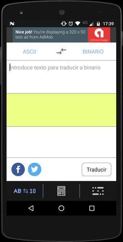Radiooptions de Android binario