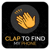 Clap To Find My Phone icon