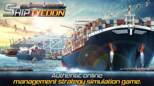 Ship Tycoon poster