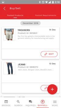 Tradeindia App apk screenshot