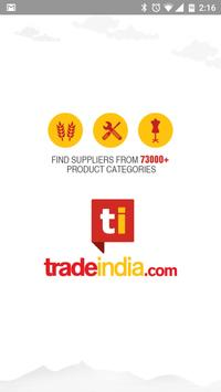 Tradeindia App poster