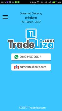 Tradeliza apk screenshot