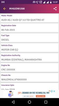 RTO Vehicle Owner Details - How To screenshot 2