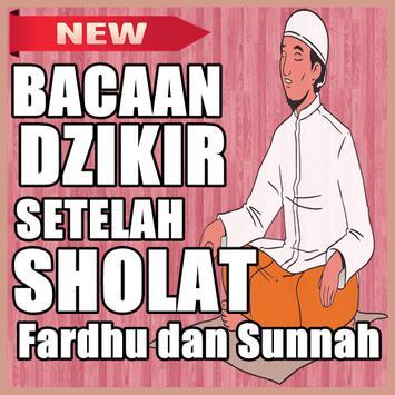 Dzikir Setelah Sholat Fardhu dan Sunnah Lengkap poster