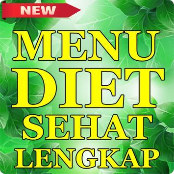 Menu Diet Sehat Seminggu poster