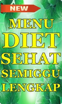 Menu Diet Sehat Seminggu apk screenshot