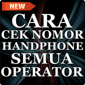 Cara cek nomor hp semua operator icon