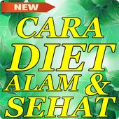 Cara Diet Alami dan Sehat icon