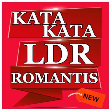 Kata kata LDR romantis untuk pacar yang jauh poster