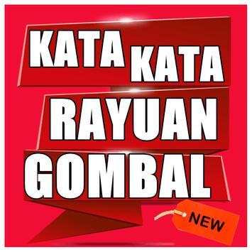KATA KATA RAYUAN GOMBAL poster