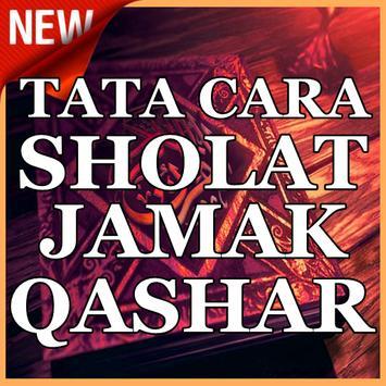 Tata Cara Sholat Jamak Qashar Lengkap poster