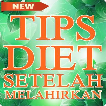 Tips Diet Setelah Melahirkan poster