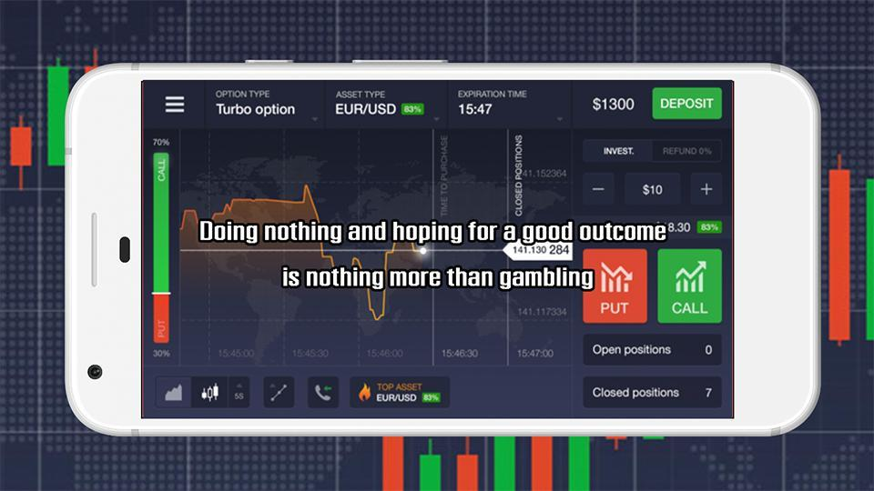 IQ Option Trading Hints for Android - APK Download