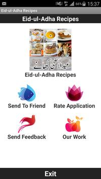 Eid-ul-Adha Recipes poster