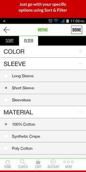 Traditional2Trendy Fashion App screenshot 2