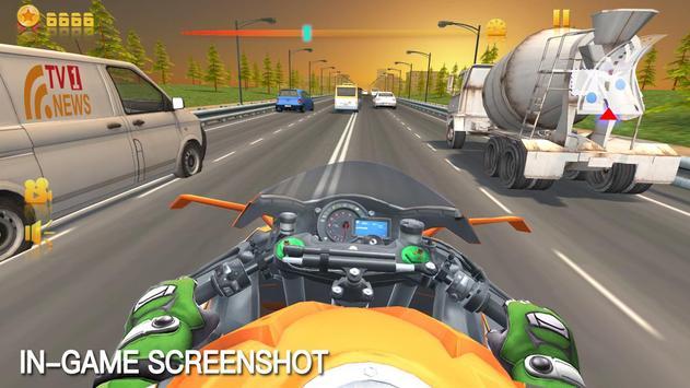 Traffic Rider 3D apk screenshot
