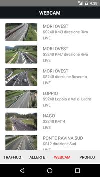 Traffico Trentino apk screenshot