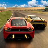 Traffic Racing Simulation 2017 icon
