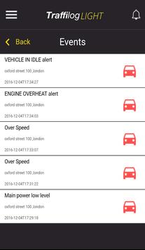 Traffilog Light apk screenshot