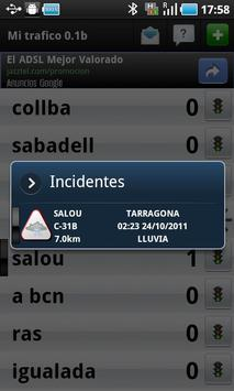 MiTrafico apk screenshot
