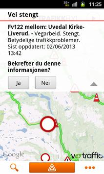 Trafikkflyt P4 screenshot 4
