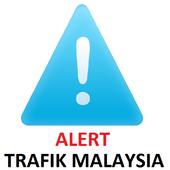 Trafik Malaysia Traffic icon