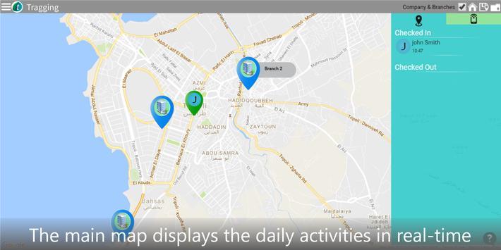 Where's My Staff - Real Time apk screenshot