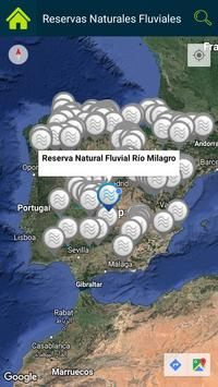 Reservas Naturales Fluviales screenshot 1