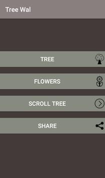 🌲 Tree Wal : Tree  Flower Wallpaper poster